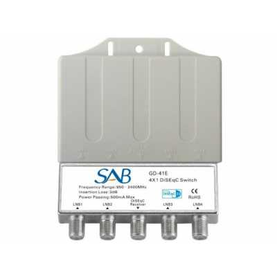 SAB DISEqC Switches