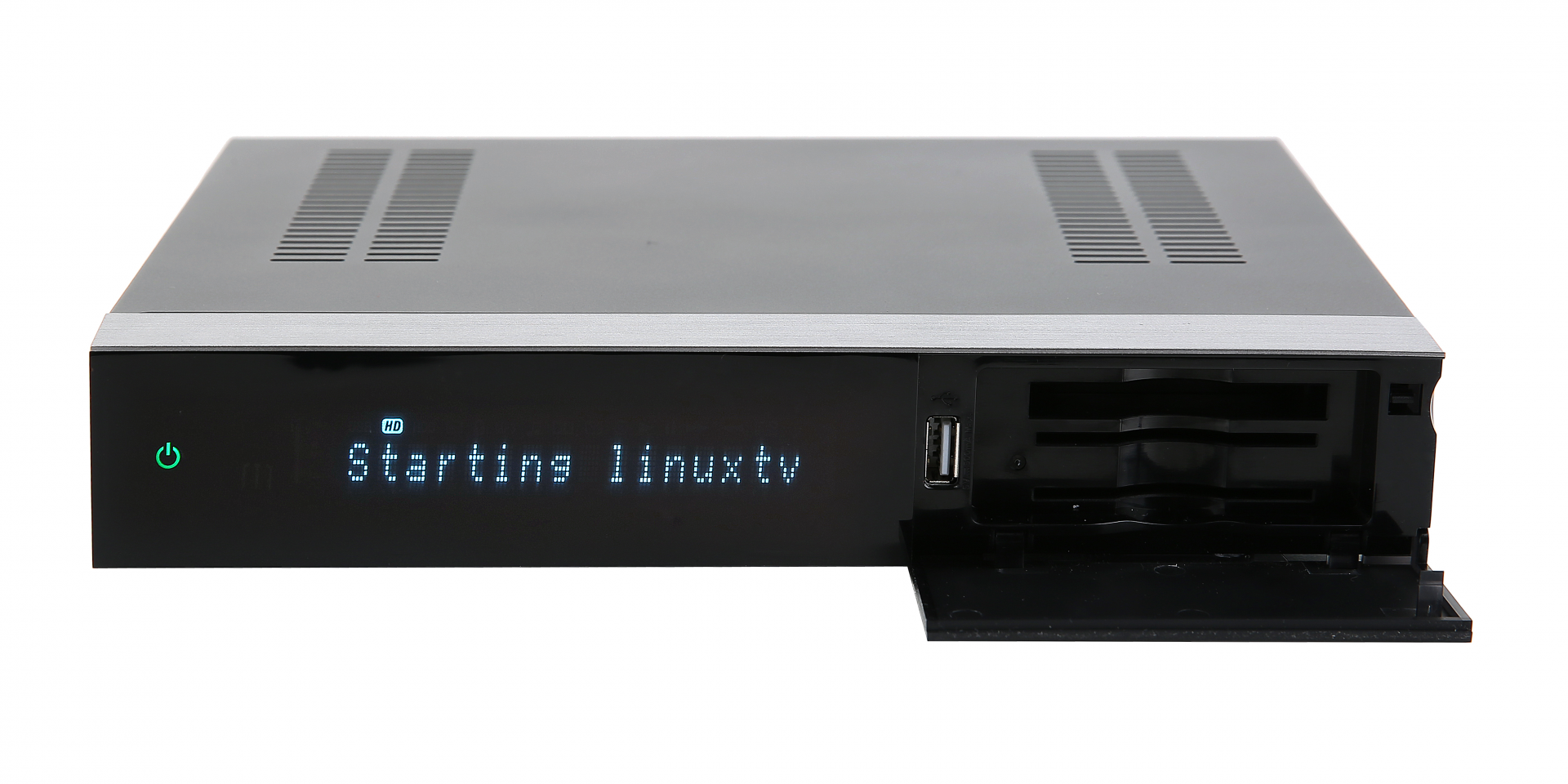 SAB Alpha Triple HD E2 Linux Kabel cable Receiver 1.3 GHz Dual Core OpenPLI